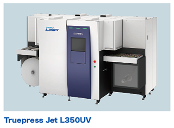 Truepress Jet L350UV