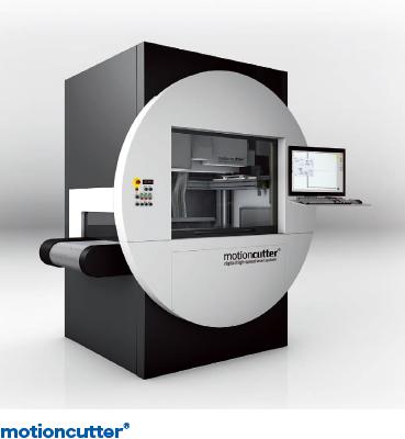 デジタルレーザーカッティングシステム「motioncutter®(モーションカッター)